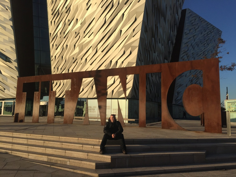 Sur les traces du Titanic en Irlande du Nord (1/5)